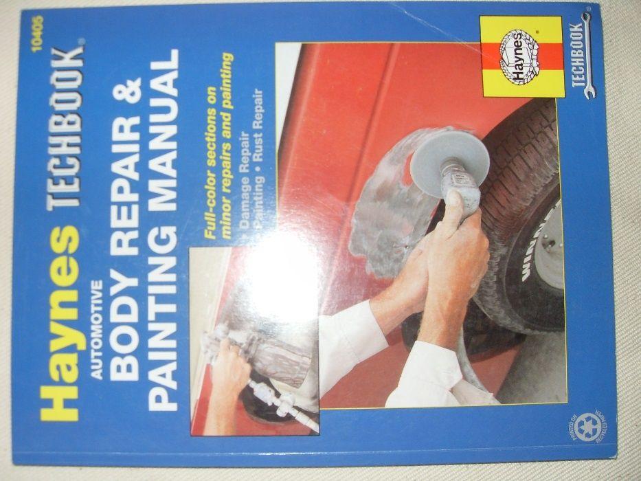 Manual reparatii Caroserie si Vopsit manual