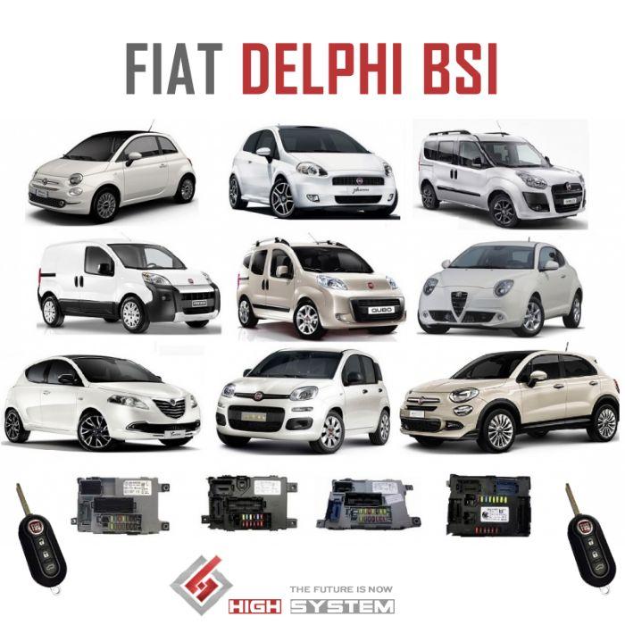 Програмиране на BSI - OPEL, FIAT, Peugeot и Citroen