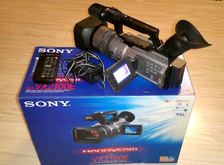 Camera Video VX2100E