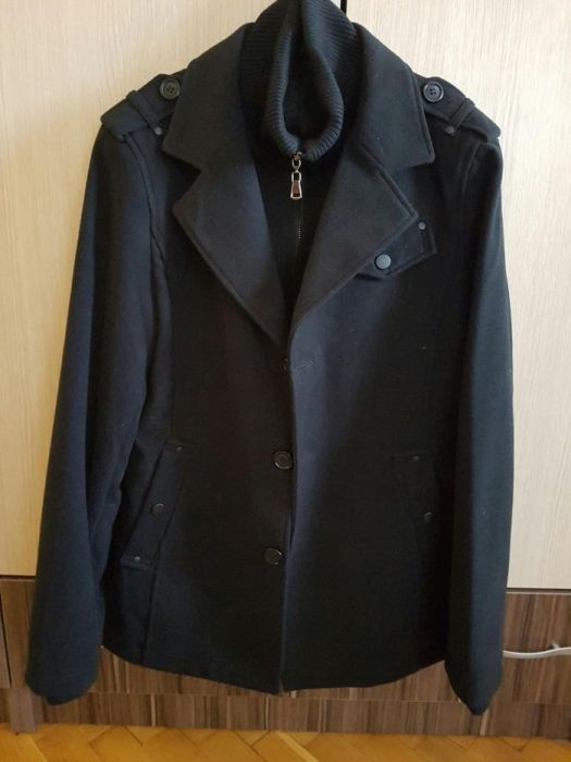 Мъжко зимно палто