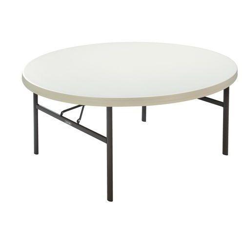Vendo mesa 10 lugares redonda desmontavel