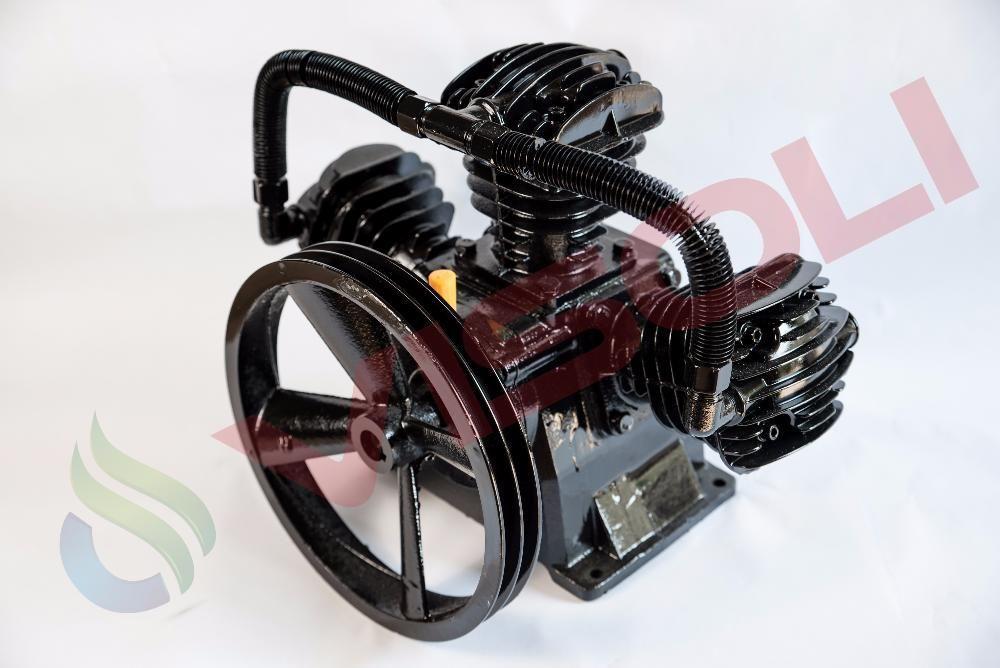 Pompa Compresor/Cap compresor 200l/250l/300l/360l/500L/600L/900L/min Timisoara - imagine 6
