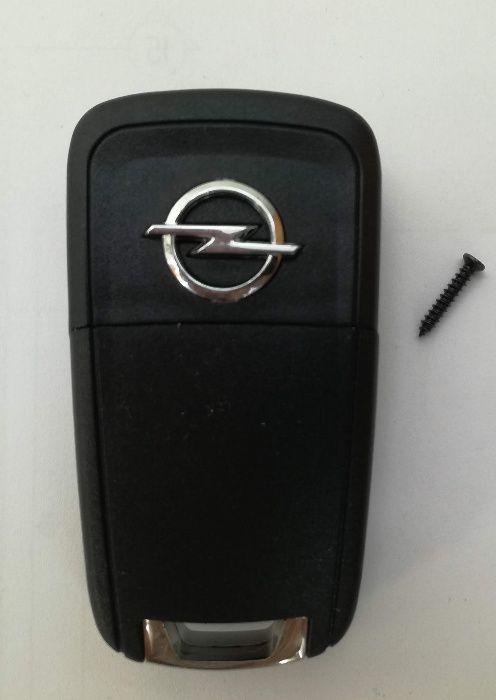 Кутийка за ключ Opel - Astra J, Insignia, Meriva, Zafira, Mokka