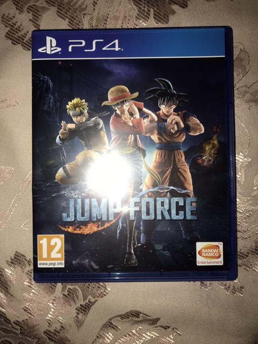 Vendo o meu Jump Force (PS4)