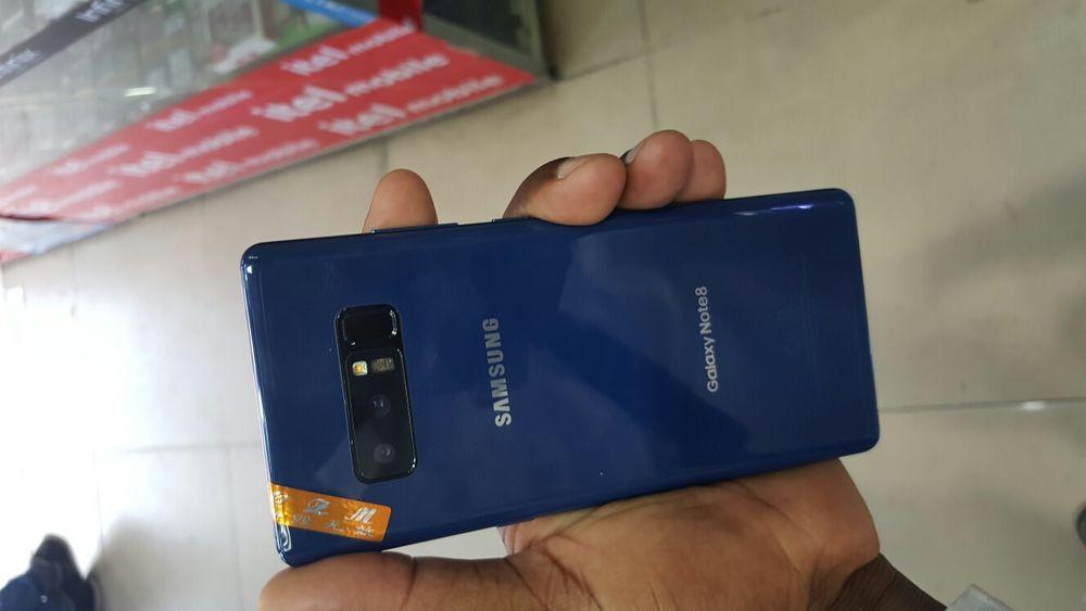 Galaxy Note 8 novo fora da caixa 64 gb
