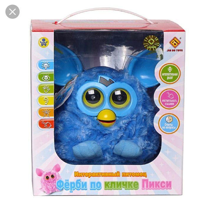 8844400a68cd Интерактивная игрушка Ферби по кличке Пикси, новые, доставка