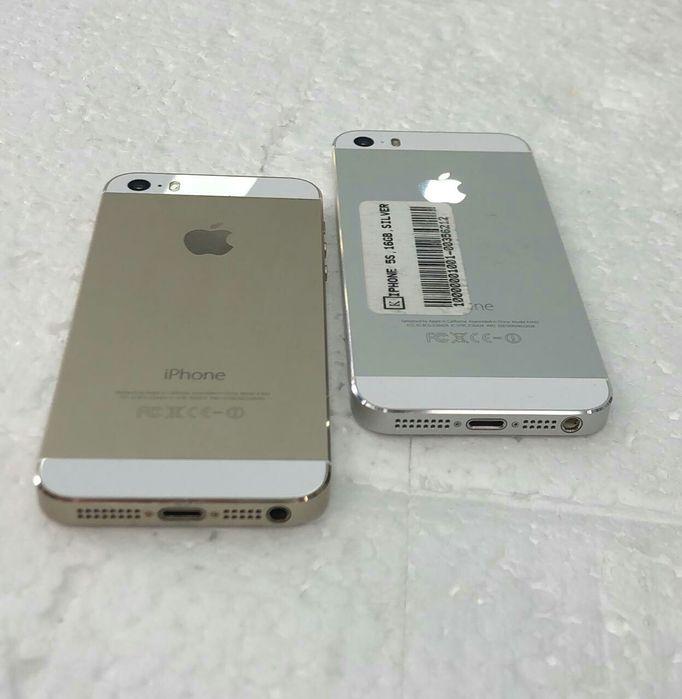 """IPhone 5s""""16gb e 5s""""64gb Novos fora da Caixa"""