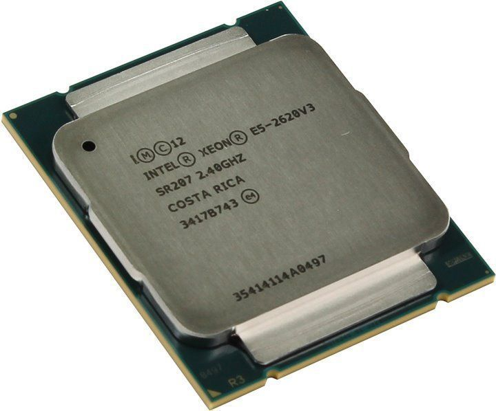 Intel Xeon Processor E5-2620 v3 - kit 2 buc