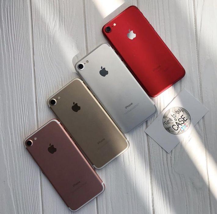 iphone 7 32gb novos : fora da caixa