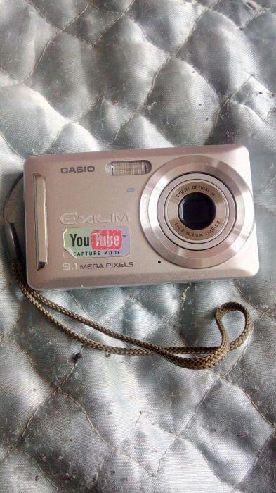 Aparat foto/video Casio 9.1 MP
