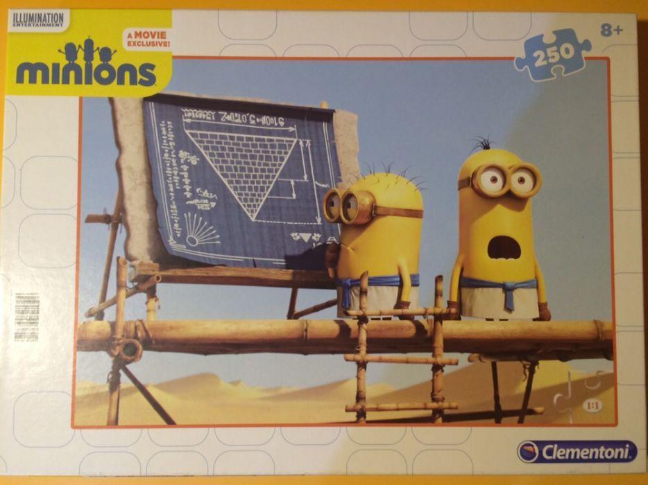 Puzzle Minion