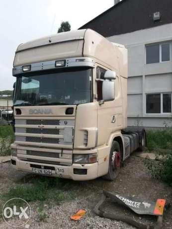 Dezmembrez Scania Model R L420