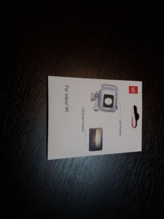 Kit protecție LCD/Lens Xiaomi Yi 4k/Lite