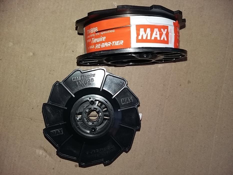 Promotie role sarma Max RB Rebar TW898 legat fier beton de armaturi