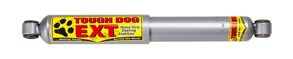 Рулевой демпфер усиленный Defender Land Rover дефендер- Tough Dog