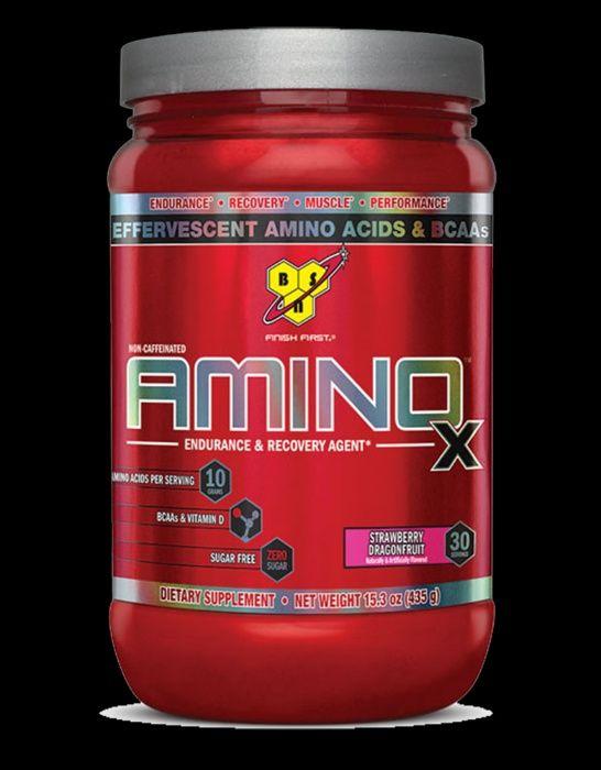 аминокислоты амино икс всаа Amino-x bcaa 30 порции + подарок!
