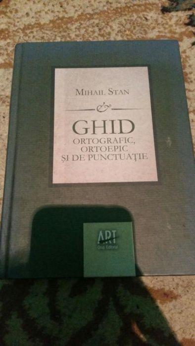Ghid ortografic ortoepic și de punctuație bac bacalaureat nou