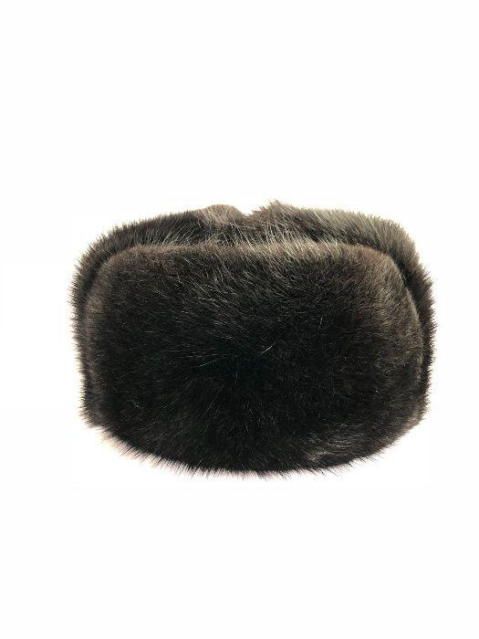Caciula ruseasca din blana naturala de nurca