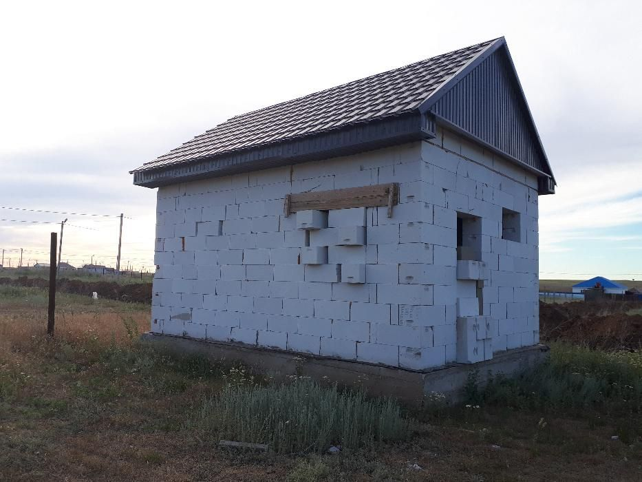 земельный участок, с. Маржанбулак, Алгинский район