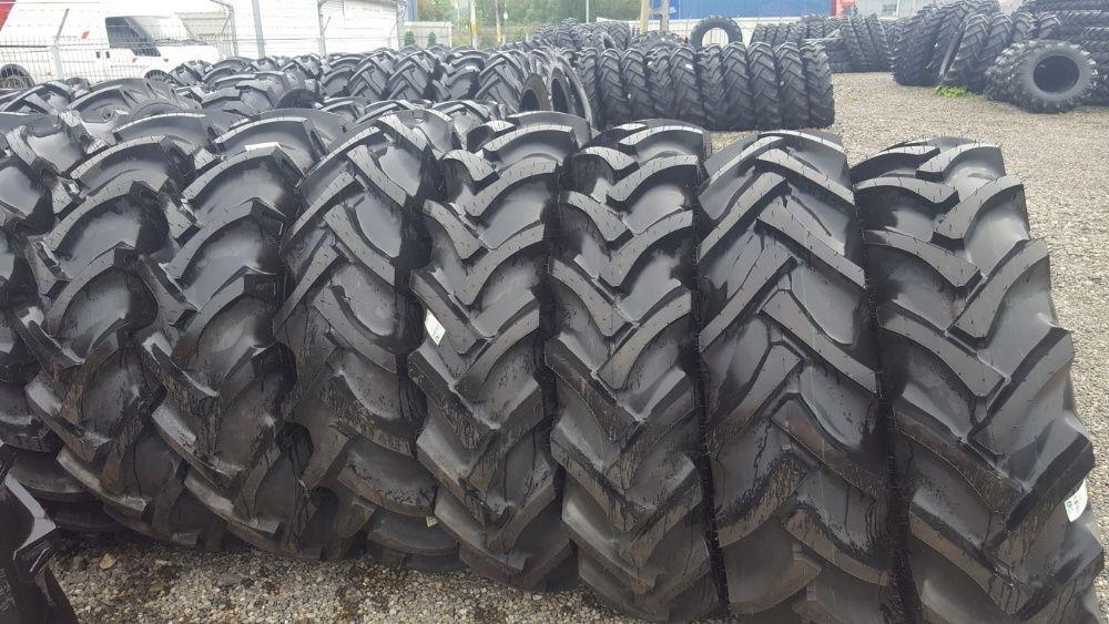 Anvelope pt tractoare noi BKT 12.4-28 cauciucuri agricole cu garantie