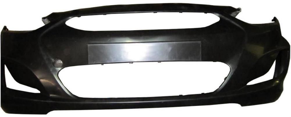 Бампер передний HYUNDAI Accent/Solaris 2011- передний/задний