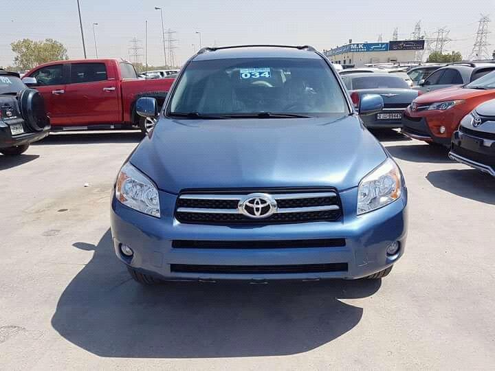 Toyota rv4 familiar