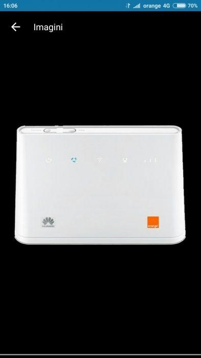 Router Modem Hotspot 4G Huawei B310 Nou Sigilat Decodat Digi 4G