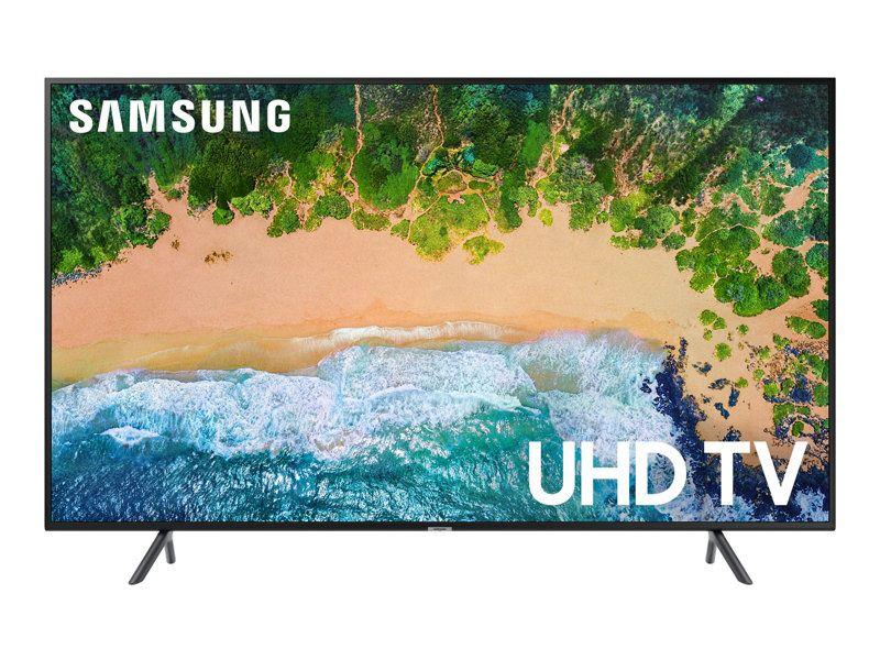 Samsung LED Tv 55 NU7100-S novo na caixa, smart tv,