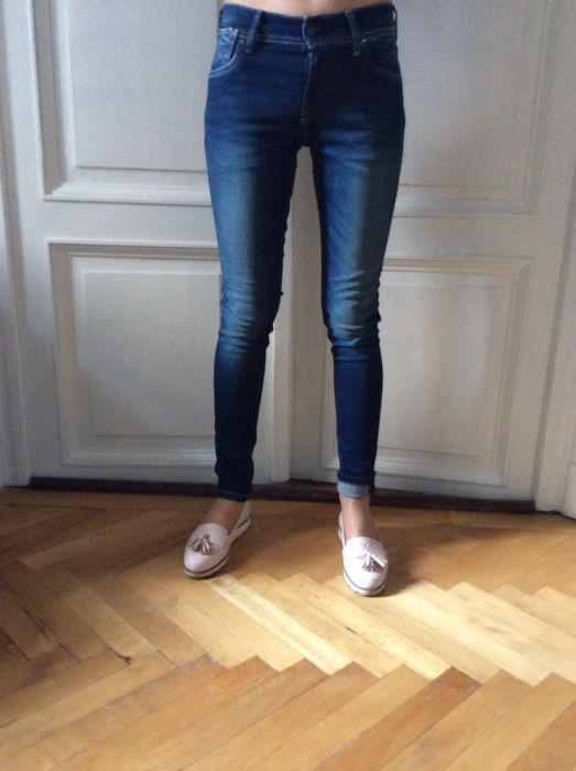 Pepe Jeans Comfort fit, regulat waist, tapered leg!