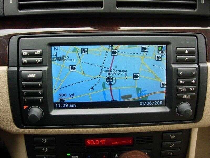 BMW Navi Update High 2018 X5 E39 E46 E65 DVD Road Map Europa+Romania