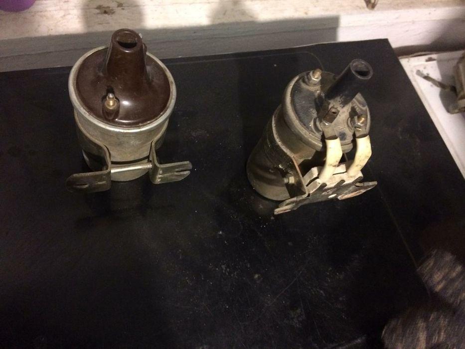 Катушка зажигания (бабина) газ 53