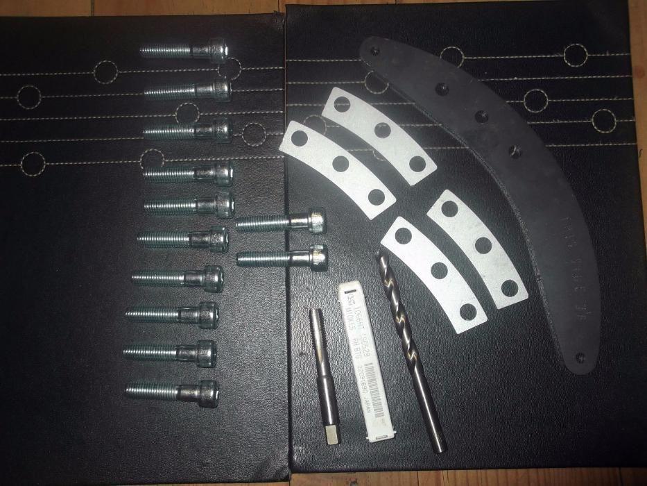 Продавам комплект за ремонт на маховик за Nissan Patrol 3.0Di Y61