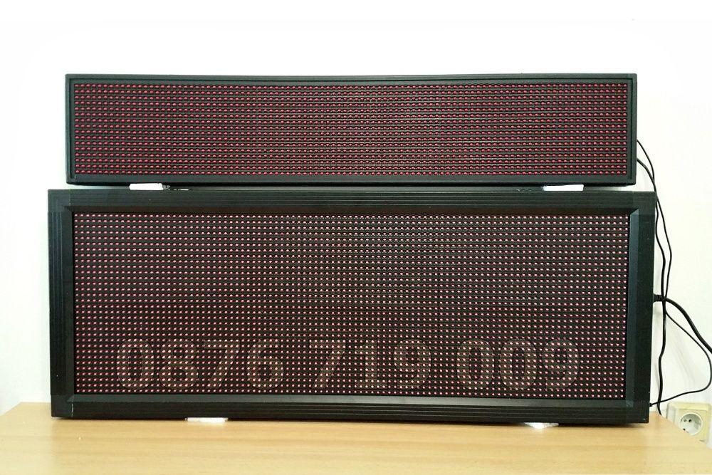 LED информационни табла, ЛЕД светеща реклама P10, рекламни табели гр. Пловдив - image 11
