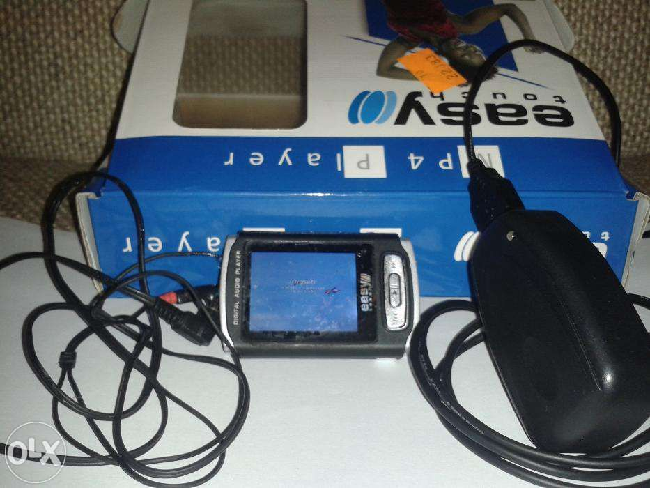 MP 4 Player Easy TOUCH