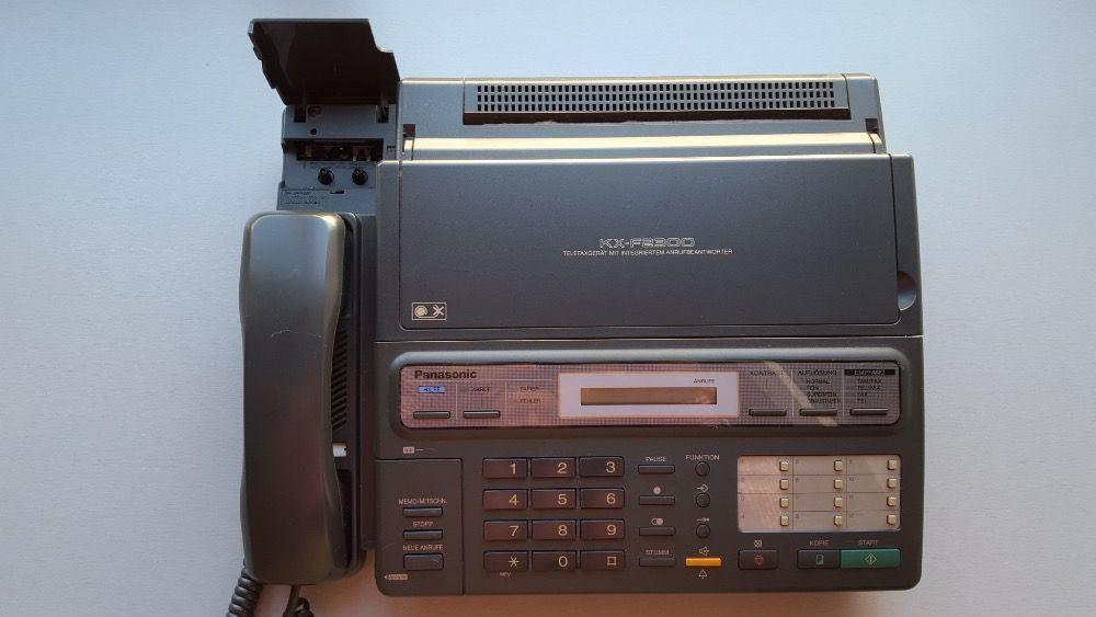 Telefon+Fax+Robot telefonic Panasonic KX-F 2300