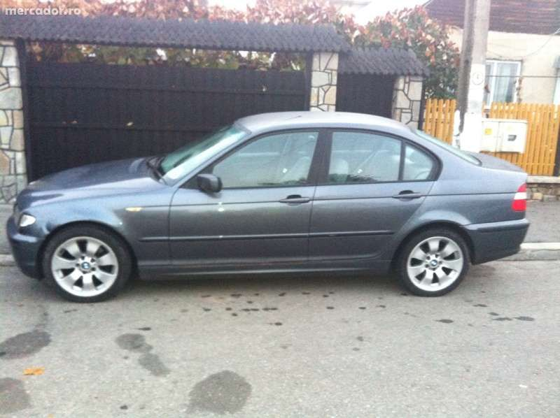 Dezmembrez BMW 320D E46, an 2002 , 150 cp