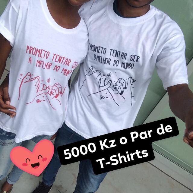 T-Shirt,s para casais
