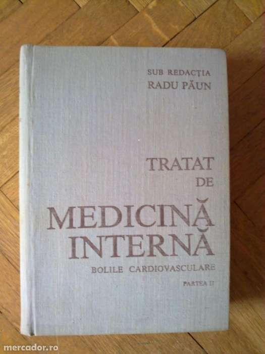 Radu Paun - Tratat de Medicina Interna, Bolile cardiovasculare, P2