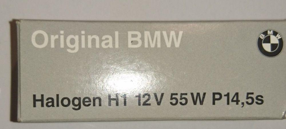 Халогенна крушка H1 55W Оригинална BMW