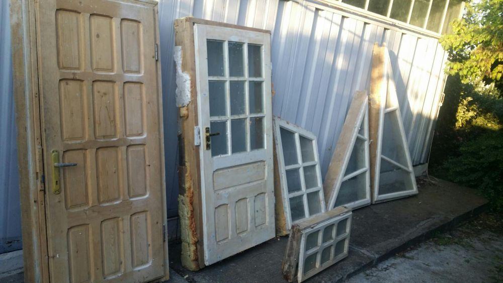 SUPER OFERTA Vand schimb geamuri de lemn