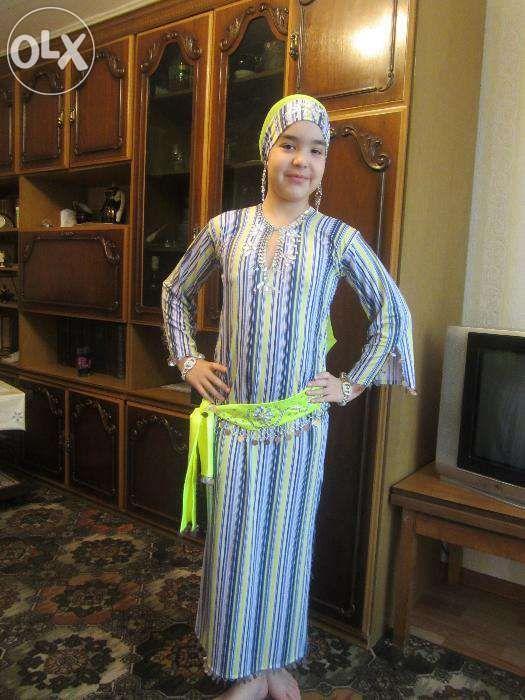 костюм для восточного танца