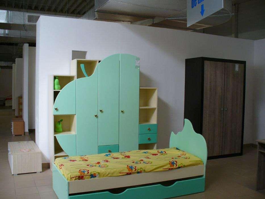 Mobilier dormitor copil Elvila