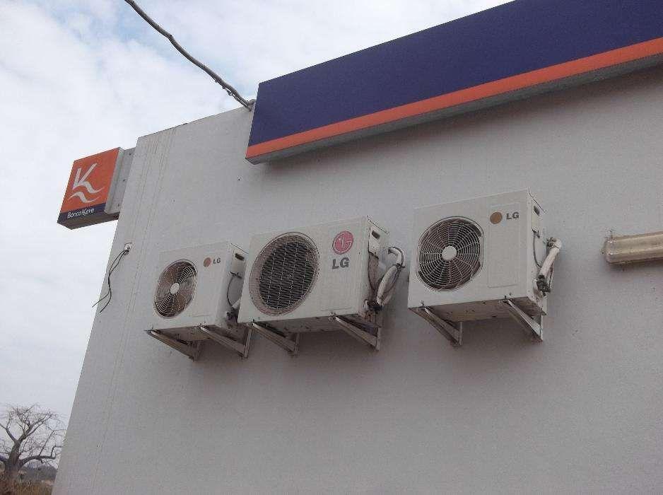 Montagem, manutenção, e repação de ar condicionado