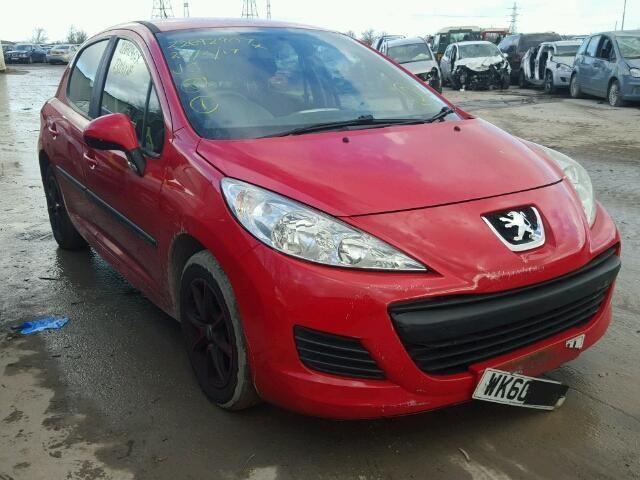 Dezmembrez Peugeot 207 1.6hdi an 2011