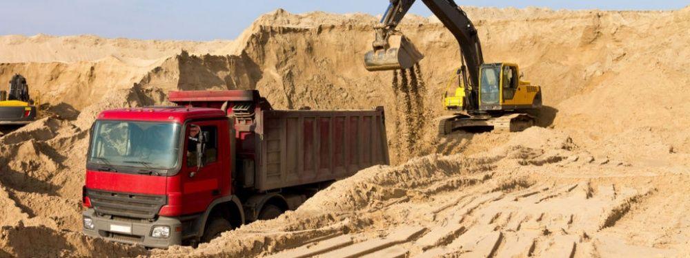 Доставка Инертных материалов - грунт, глина, балласт, пгс, гшс, окол.
