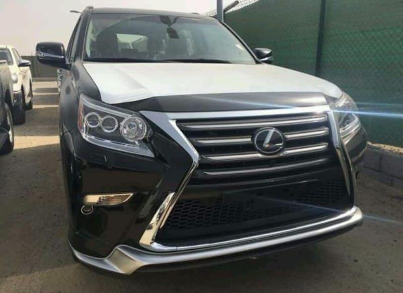 Promoção de Lexus