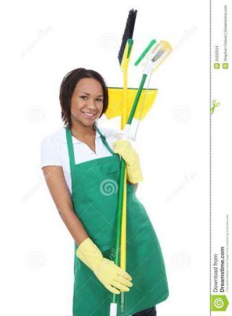 Temos para si Empregada doméstica.