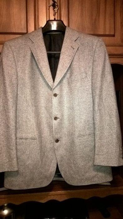Sacou modern lana pura virgina 100% marimea XL