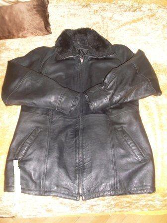 дамско яке - естествена кожа-намалено!!!