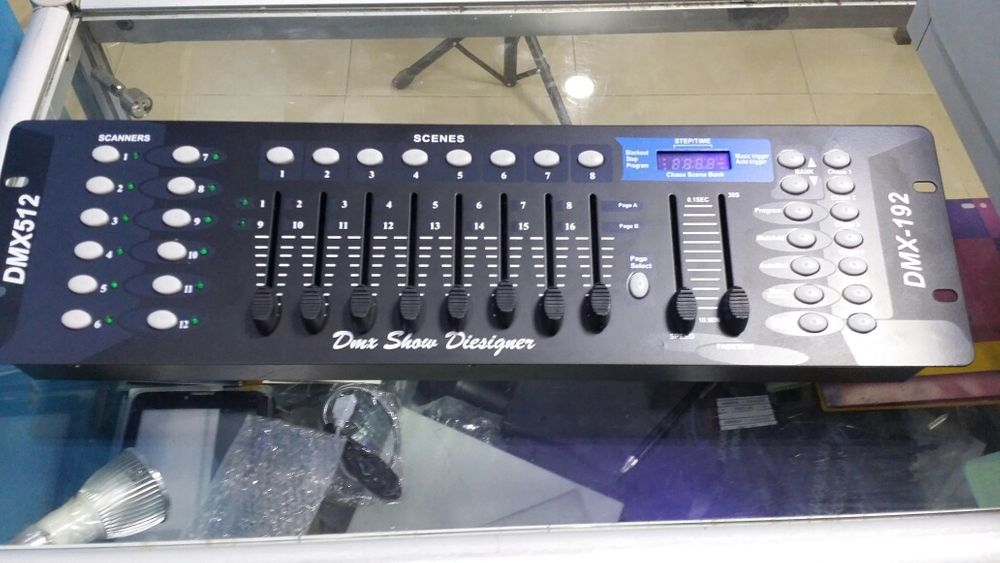 Mesa DMX512